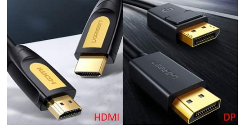 Which is better to use DP interface or HDMI interface for video transmission?