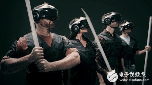 Can VR equipment leasing create a world