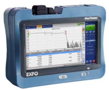 Main performance and application of maxtester 710B OTDR