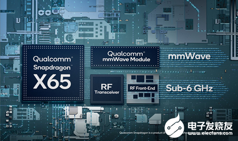 Release of Qualcomm snapdragon X65 5g modem and RF system, the biggest leap in 5g solution
