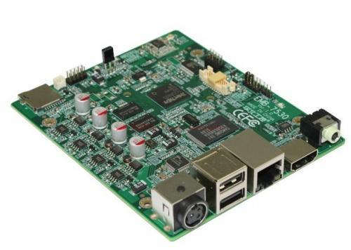 What kind of situation is Intel's H110 embedded motherboard suitable for