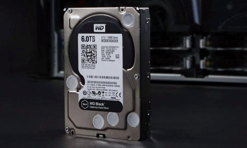HDD high-capacity hard disk will become the standard configuration of enterprise data center